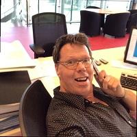 André van Dijk, bestuurslid